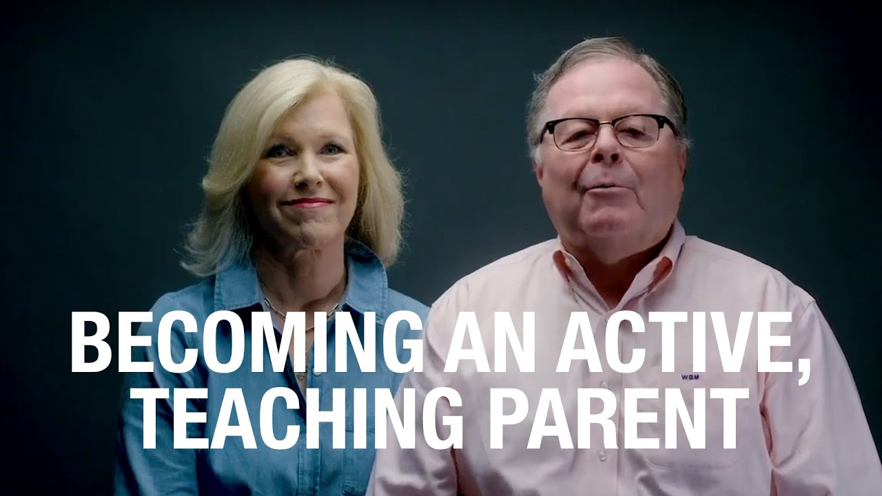 Becoming an Active, Teaching Parent | TWO MINUTE TIPS