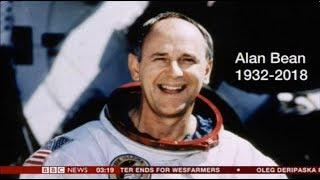 RIP Moonwalker Alan Bean - died 26 May 2018 - News