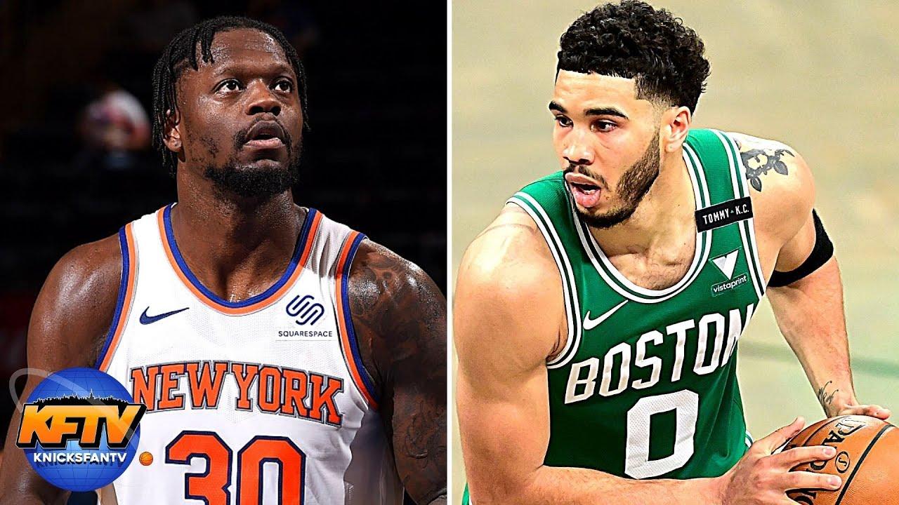 Download Knicks vs Celtics Game Preview | Knicks Season Awards Predictions