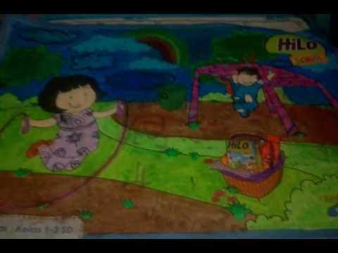Mewarnai Hilo School1 Youtube