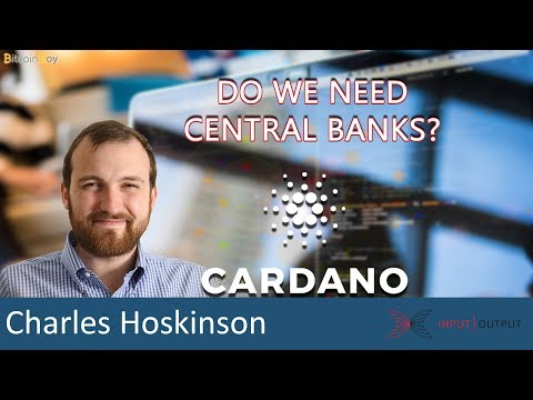 Cardano Q&A: Paperless letters of credit, escrow and permissionless ledger - Charles Hoskinson
