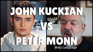 Body Language: John Kuckian vs Peter Monn