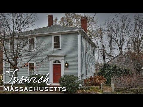 Video of 44 High Street | Ipswich, Massachusetts real estate &  homes