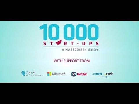 NASSCOM 10,000 Startups Celebrates One Year
