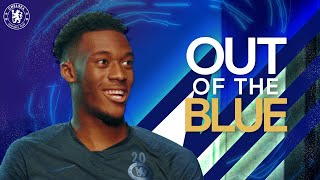 Hudson-Odoi Reveals his Chelsea Initiation Song & Who's Singing was Worst! 🤣| Out Of The Blue: Ep 11