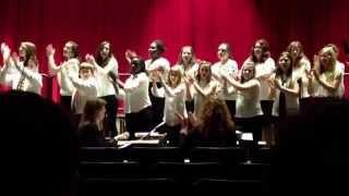 Cougar All-Star Choir - Zum Gali Gali: Israeli Folk Song