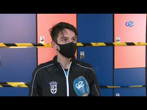 Nacho decanta el derbi en favor del Deportivo Ceutí