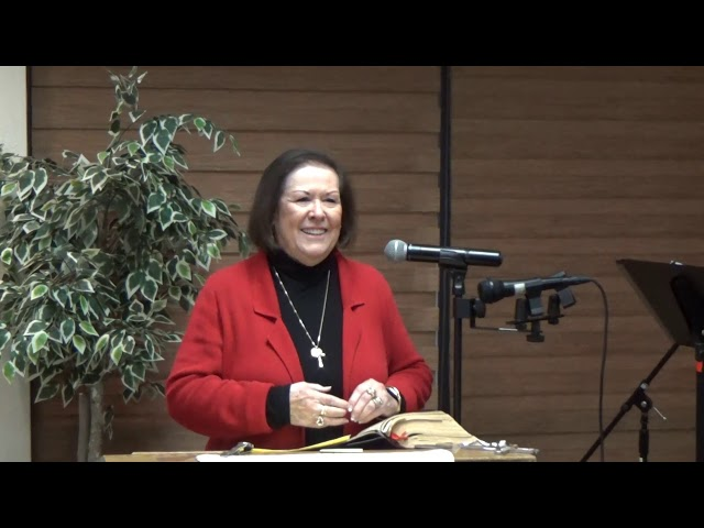 Women's Christian Fellowship Week 9 Revelations 01 09 2020