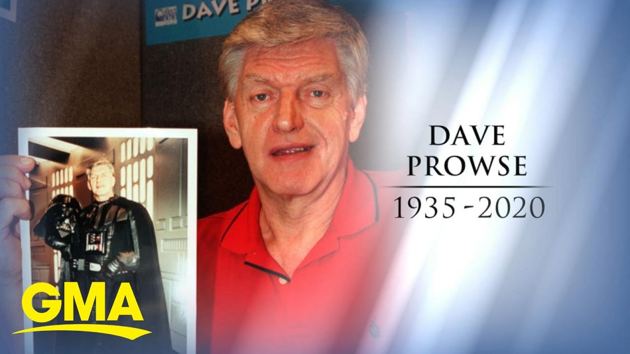 Darth Vader actor David Prowse has died at 85