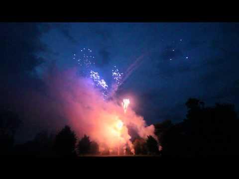 Low Noise Pyromusical Using Evolved Single Shots