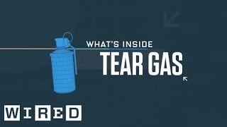 What's Inside: A Can of Tear Gas-WIRED
