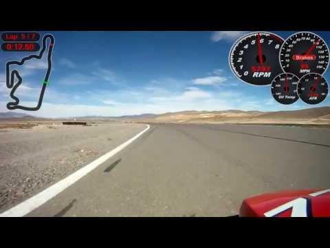 Reno Fernley Raceway, Course B
