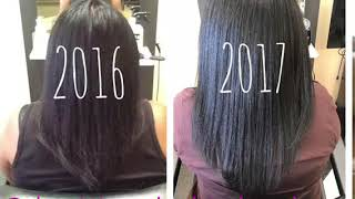 MIRACLE GROWTH WATER TM YOUR ANSWER TO LONGER STRONGER THICKER HAIR