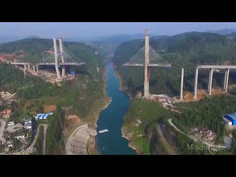 China is the father of the world bridge, foreign netizens have seen crazy spit