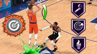 NBA 2K20 LaMelo Ball My Career Ep. 29 - LAMELO CATCHES FIRE FROM DEEP RANGE