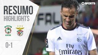 Highlights   Resumo: Marítimo 0-1 Benfica (Liga 18/19 #13)