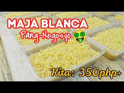 Maja Blanca Pang-Negosyo