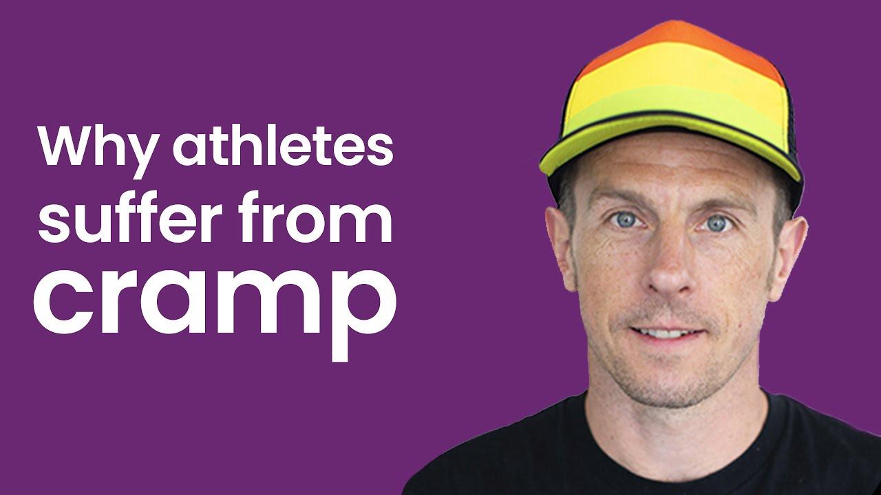 Why do athletes cramp