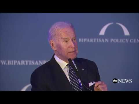 Joe Biden Speech After Receiving 2017 Congressional Patriot Award (FULL) | ABC News