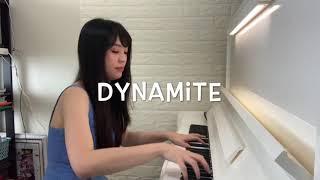 Dynamite BTS - Cover by Winnie Oscar