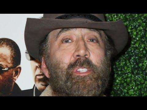 Bizarre Details About Nicolas Cage