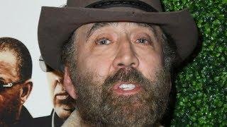 Wtf Nicolas Cage Stories