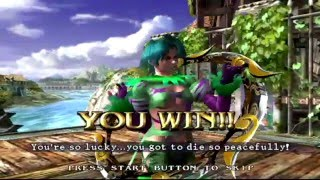 SoulCalibur III (PlayStation 2) Tales of Souls as Tira