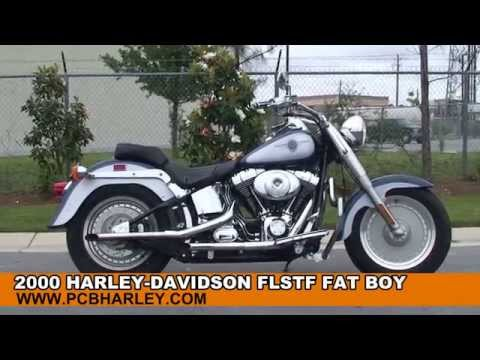 Used 2000 Harley Davidson FatBoy Motorcycles for sale - Hudson, FL