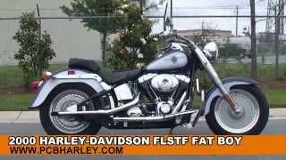 Used 2000 Harley Davidson FatBoy Motorcycles for sale - Hudson, FL