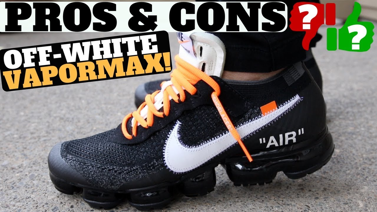 half off ac32d bc7d7 PROS & CONS - THE 10: NIKE AIR VAPORMAX FK