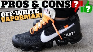 PROS & CONS - THE 10: NIKE AIR VAPORMAX FK