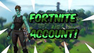 MMoga Fortnite Account purchased... Good or garbage? | Rusteyy