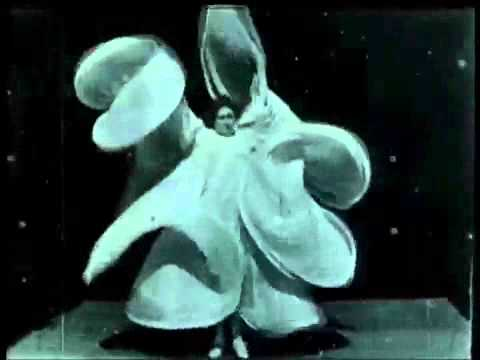 Watch the Serpentine Dance, Created by the Pioneering Dancer Loie Fuller, Performed in an 1897 Film by the Lumière Brothers