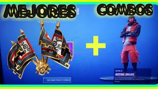 BEST SKIN RUTINA COMBINATIONS. FORTNITE BATTLE ROYALE.