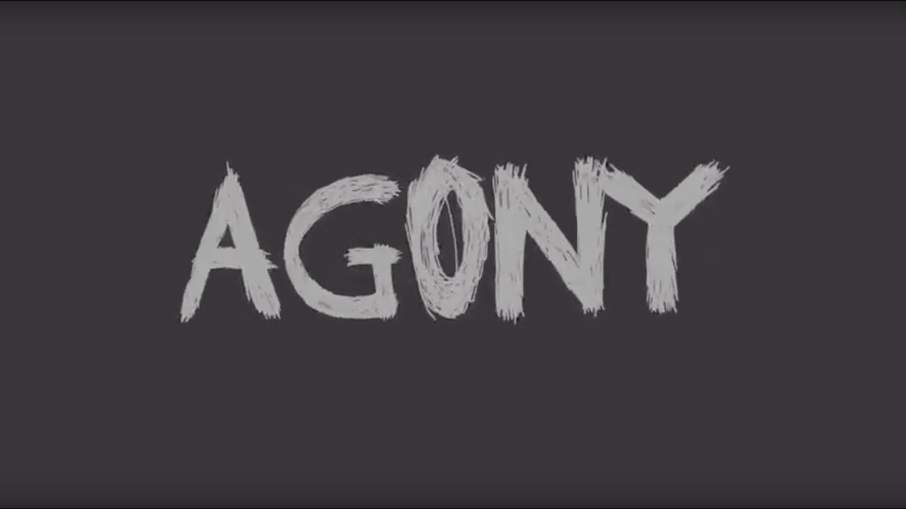 "Waster - ""Agony"" (Official Lyric Video) #1"