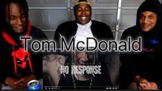 Tom McDonald - No Response (Official Music Video) Reaction
