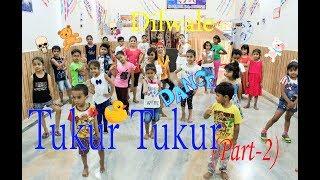 Tukur Tukur - Dilwale | Shah Rukh Khan | Kajol | Varun | Kriti | Choreography By Indradeep
