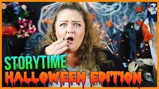 STORY TIME | Det spökar hemma hos mig!