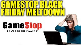 Gamestop Imploded Due To Black Friday