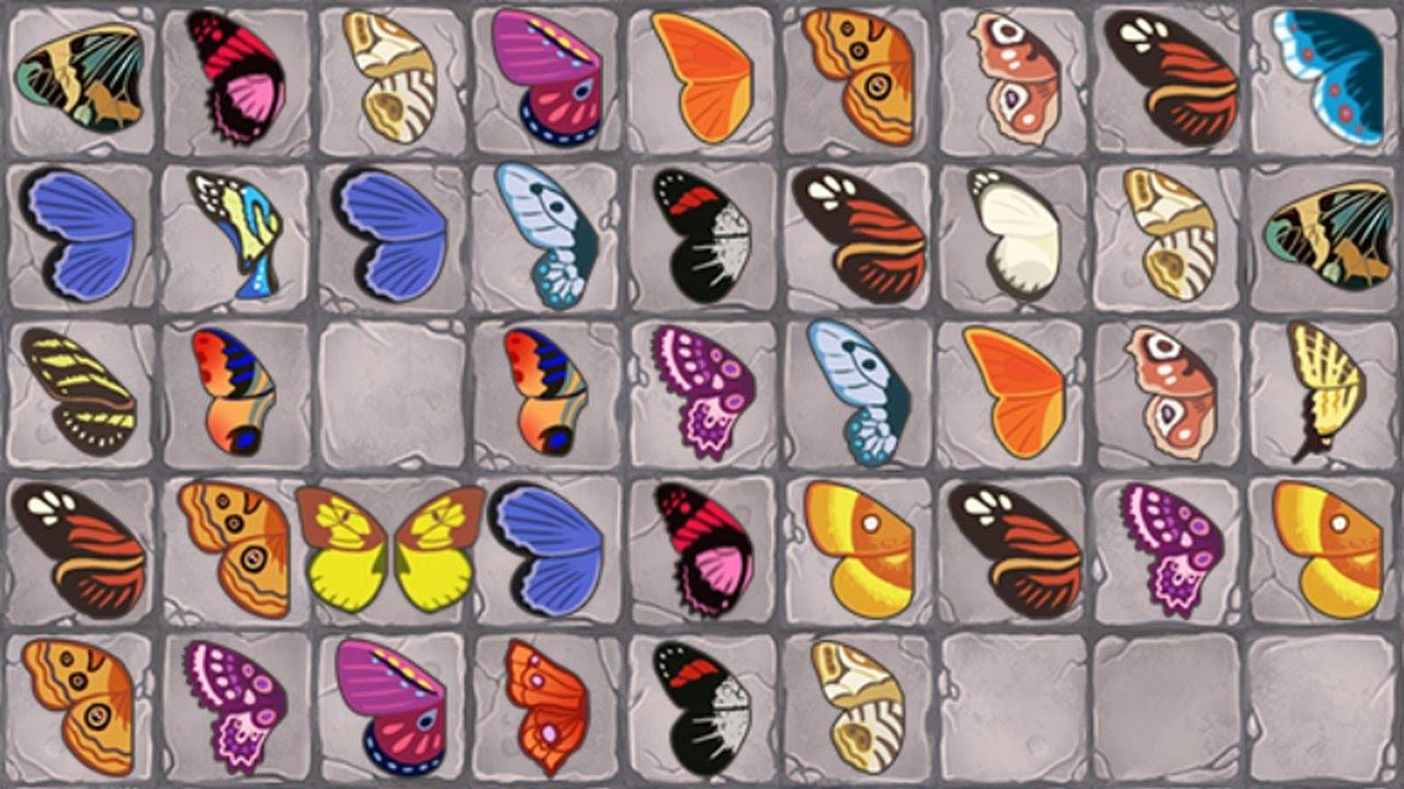 Babochki Kuodaj Butterfly Kyodai Gejmplej Youtube