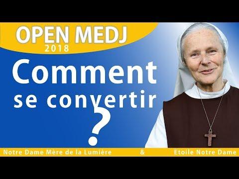 Comment se convertir ? avec Sr Emmanuel Open Medj 😎