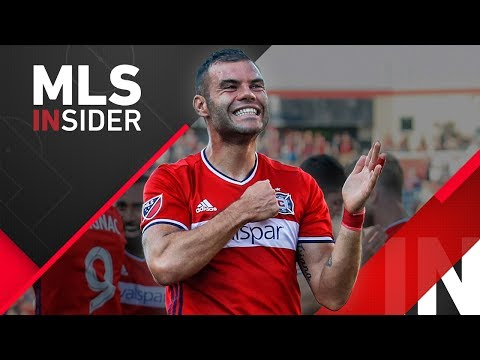 Man on Fire: Nemanja Nikolic | MLS Insider