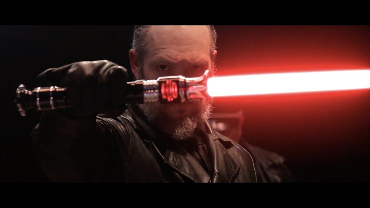 THE SABER : a Star Wars fan film - trailer