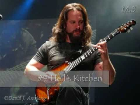 Top 10 Solos of John Petrucci
