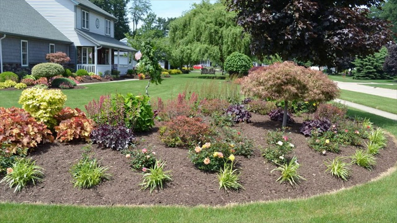 Backyard Corner Landscaping Ideas You