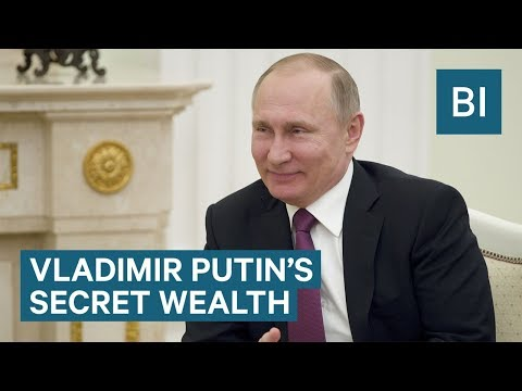 Putin May Secretly Be One Of The World's Richest Men