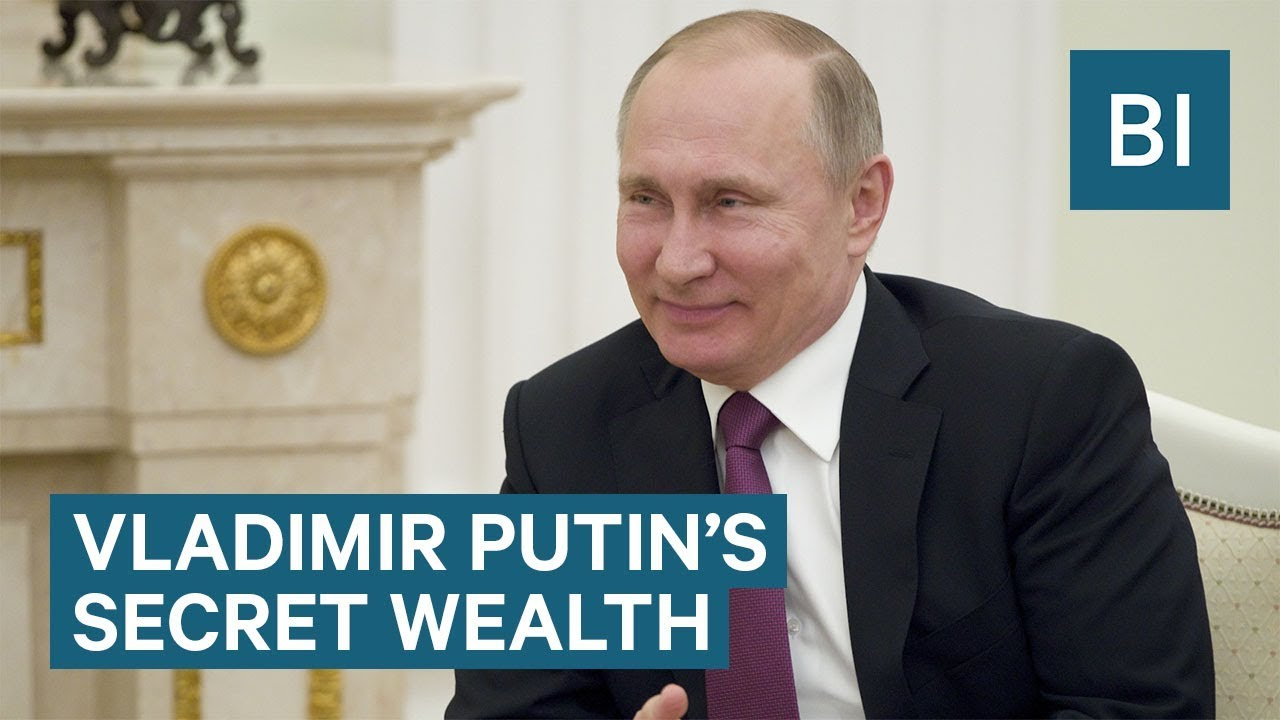Putin May Secretly Be One Of The World S Richest Men Youtube