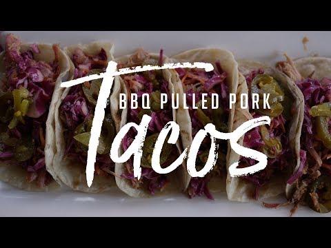 BBQ Pulled Pork Tacos