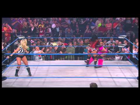 Knockouts Title: Velvet Sky vs. Tara