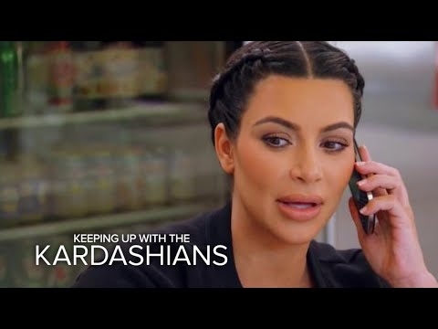 KUWTK | Kim Kardashian Says Khloé's  Face Has Changed  | E!